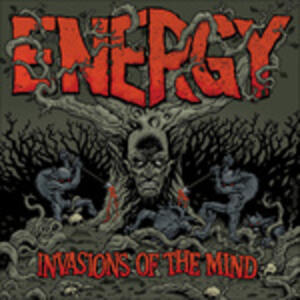 Invasions of the Mind - Vinile LP di Energy
