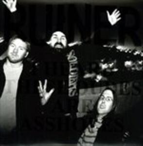 I Heard These Dudes Are - Vinile LP di Ruiner