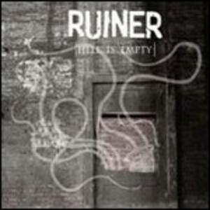 Hell Is Empty - Vinile LP di Ruiner