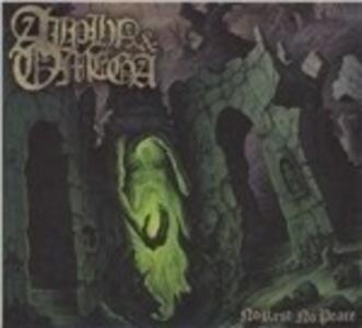 No Rest, No Peace - Vinile LP di Alpha & Omega