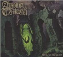 No Rest, No Peace - CD Audio di Alpha & Omega