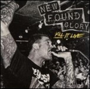 Kill it Live - Vinile LP di New Found Glory