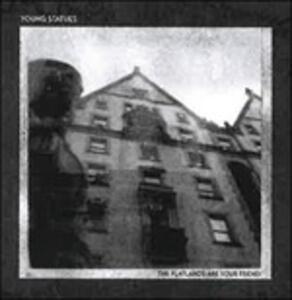 The Flatlands Are Your Friend - Vinile LP di Young Statues