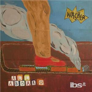 All Aboard - Vinile LP di Washer