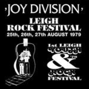 Leigh Rock Festival 1979 - Vinile LP di Joy Division
