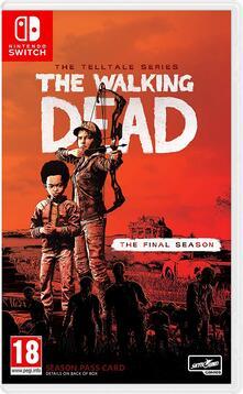 Switch. The Walking Dead. Telltale Series. The Final Seas