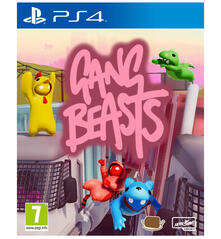 Take-Two Interactive Gang Beasts, PS4 videogioco PlayStation 4 Basic Inglese