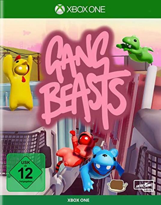 Gang Beasts pour Xbox One [Edizione: Francia]