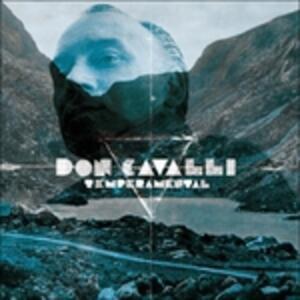 Temperamental - Vinile LP di Don Cavalli
