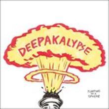 Floating on a Sphere - CD Audio di Deepakalypse