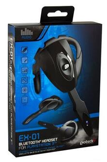 EX-01 Bluetooth Headset PlayStation 3