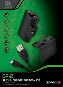 Videogioco BP-2 Play & Charge Battery Kit Xbox One