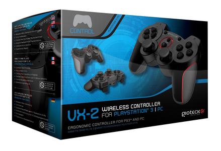 Videogioco VX2 Controller wireless PlayStation 3 PlayStation3