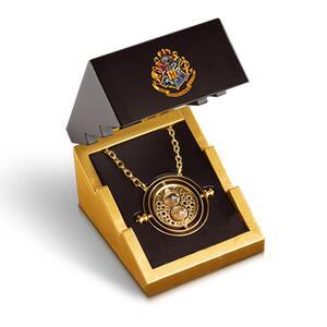 Harry Potter. Time-Turner Sterling Silver & Gold