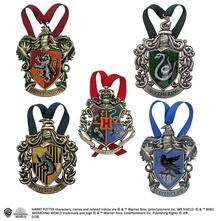 Harry Potter Hogwarts Christmas Tree Ornaments