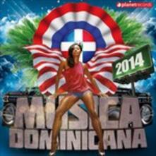 Musica Dominicana 2014 - CD Audio