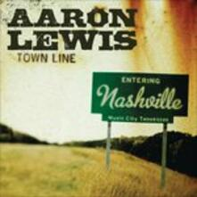 Town Line - CD Audio di Aaron Lewis