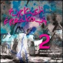 Turkish Freak Out! Vol.2 - CD Audio
