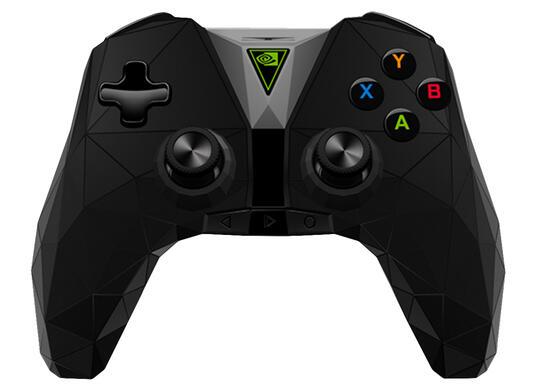 Nvidia 945-12920-2500-000 periferica di gioco Gamepad Nero