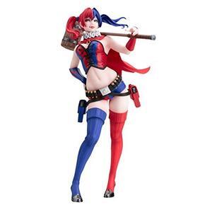Action Figure DC Comics Harley Quinn New 52 Ver. Bishoujo Kotobukiya - 2