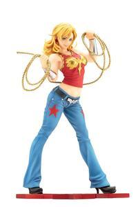 Action Figure DC Comics Wonder Girl Bishoujo Kotobukiya - 2