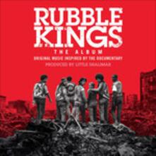 Rubble Kings (Colonna Sonora) - CD Audio