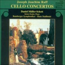 Concerti per Violoncello N.1, N.2 - CD Audio di Joachim Raff