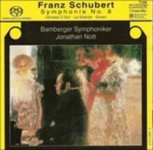 Sinfonia N.9 D 944 La Grande - SuperAudio CD ibrido di Franz Schubert