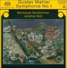 Sinfonia n.1 - SuperAudio CD ibrido di Gustav Mahler
