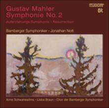 Sinfonia n.2 - SuperAudio CD ibrido di Gustav Mahler