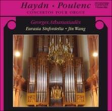 Concerto per Organo N.1, N.2 - CD Audio di Franz Joseph Haydn
