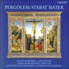 Stabat Mater - CD Audio di Giovanni Battista Pergolesi