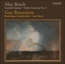 Fantasia Scozzese Op.46 - Concerto per Violino - SuperAudio CD ibrido di Max Bruch