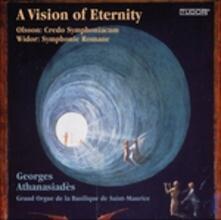 Symphonie Romane Op.73 - CD Audio di Charles-Marie Widor