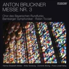 Messa N.3 in Fa Minore - SuperAudio CD ibrido di Anton Bruckner