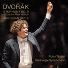 Sinfonia N.9 - SuperAudio CD ibrido di Antonin Dvorak