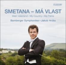 La mia patria (Ma Vlast) - SuperAudio CD ibrido di Bedrich Smetana