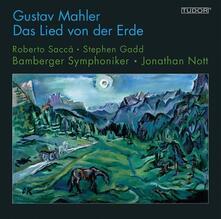 Das Lied Von der Erde - SuperAudio CD ibrido di Gustav Mahler,Bamberger Symphoniker,Jonathan Nott