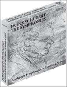 Sinfonie (Integrale) - SuperAudio CD ibrido di Franz Schubert