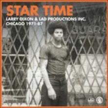 Star Time - CD Audio di Larry Dixon