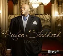 Love is - CD Audio di Ruben Studdard