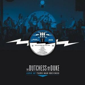 Live At Third Man Records - Vinile LP di Dutchess and the Duke