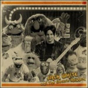 You Are the Sunshine of My Life - Vinile 7'' di Jack White,Electric Mayhem