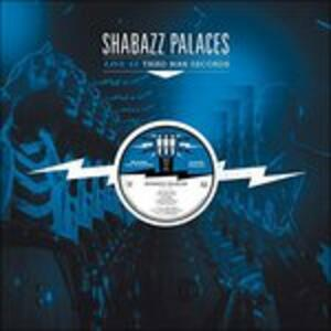 Live At Third Man Records - Vinile LP di Shabazz Palaces