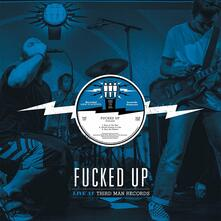 Live at Third Man Records - CD Audio di Fucked Up