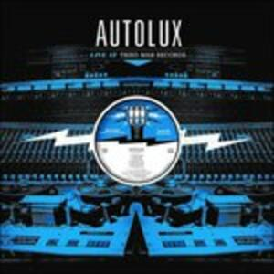 Live at Third Man Records - Vinile LP di Autolux