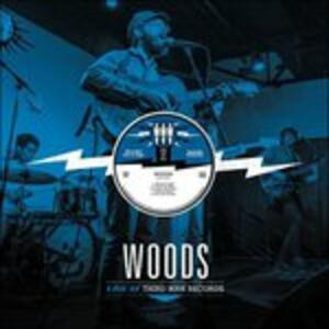 Live at Third Man Records - Vinile LP di Woods