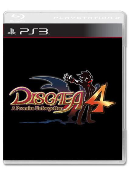Tecmo Koei Disgaea 4: A Promise Unforgotten, PS3 videogioco PlayStation 3 Inglese