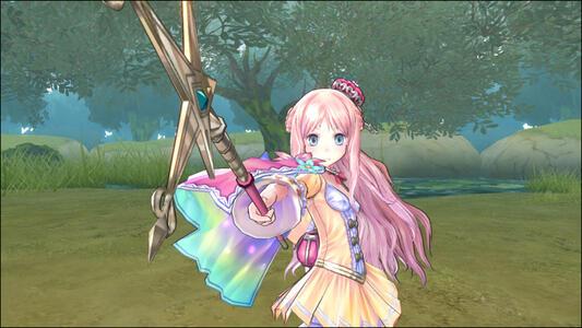 Atelier Meruru. The Apprentice of Arlan - 3