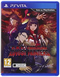 Videogioco Tokyo Twilight Ghost Hunters PS Vita